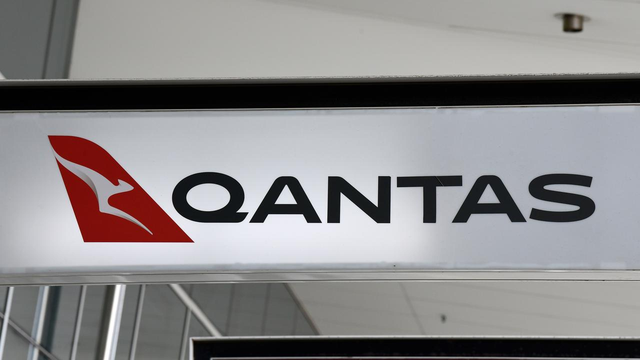 Qantas says the new 'Points Plane' will allow frequent flyers to travel overseas without handing over any money. Picture: AAP Image/Bianca De Marchi.