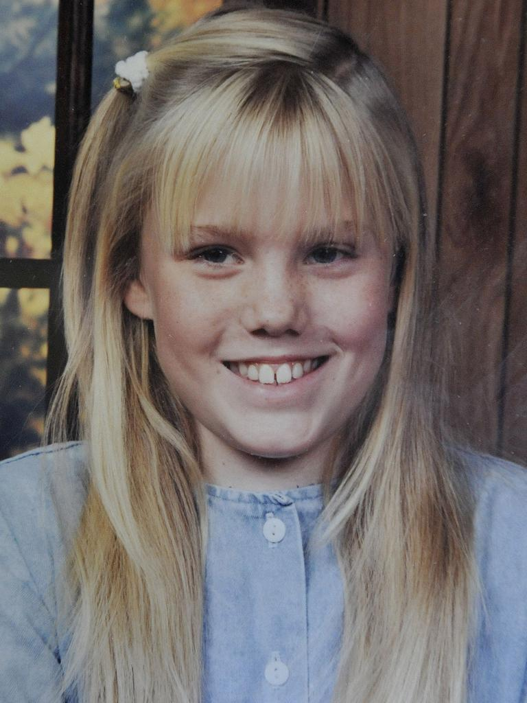 Jaycee Lee Dugard was 11 when she went missing. Picture: Supplied