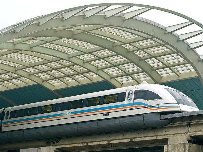 9. SHANGHAI MAGLEV, CHINA: Not all of world's most incredible train journeys are once-in-a-lifetime journeys that require years of saving. A mere $10 can afford you the experience of travelling on the world's fastest commercial passenger train — if you dare. Hitting speeds of up to 430km/h as it shoots between Shanghai's Longyang Road Station and the Pudong International Airport, it takes just over seven minutes from end-to-end 30km journey. Needless to say, this trip's not so much about the scenery as getting from A to B — and collecting bragging rights in the process. smtdc.com