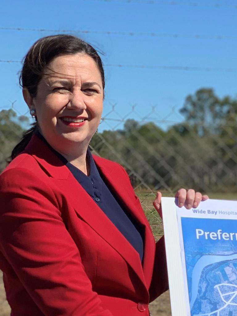 Queensland Premier Annastacia Palaszczuk will declare Greater Sydney a coronavirus hotspot from Saturday.