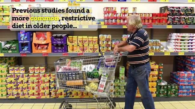 Mediterranean diet linked to healthy ageing