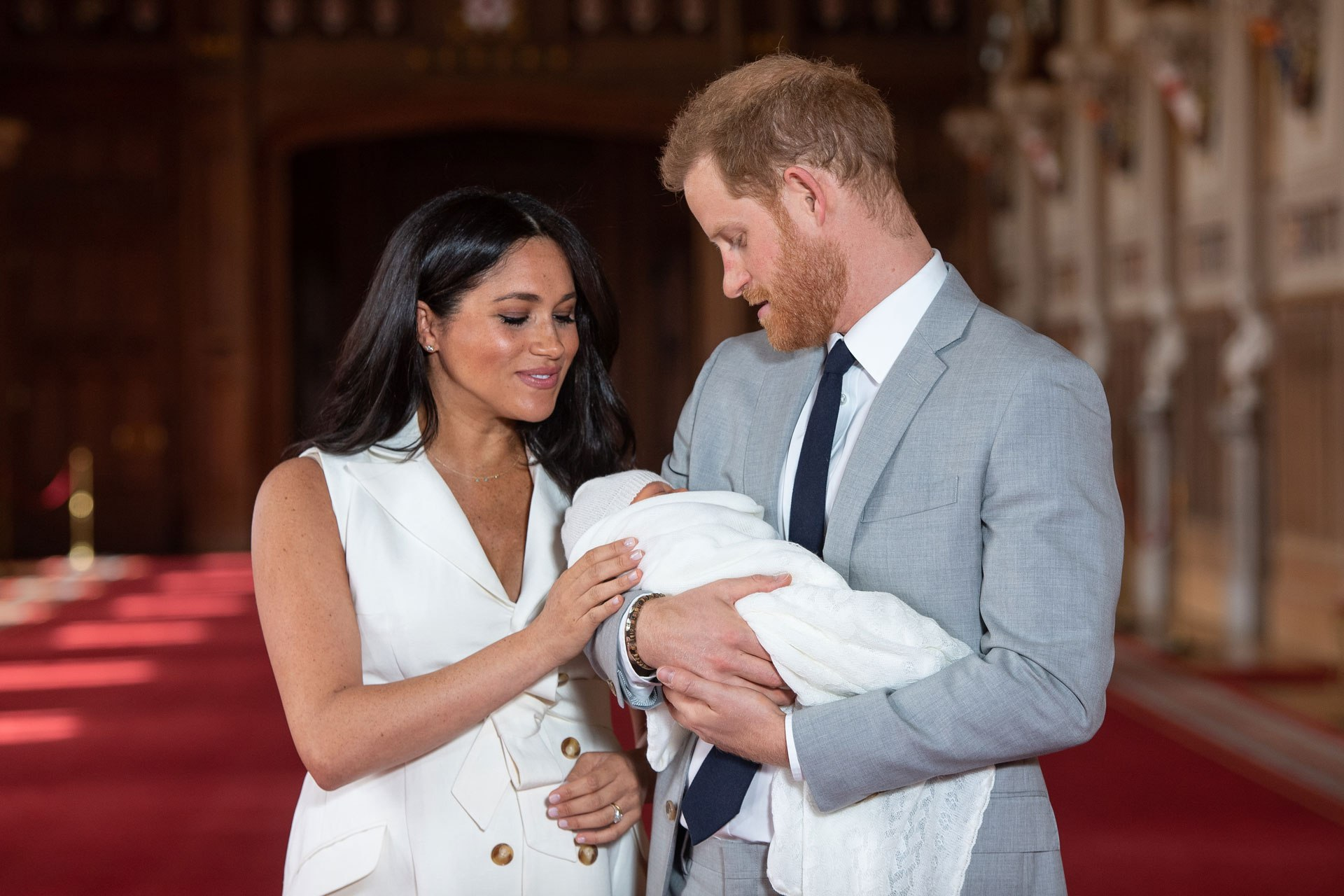 Archie's christening date has been announced, however, The Queen won't be attending