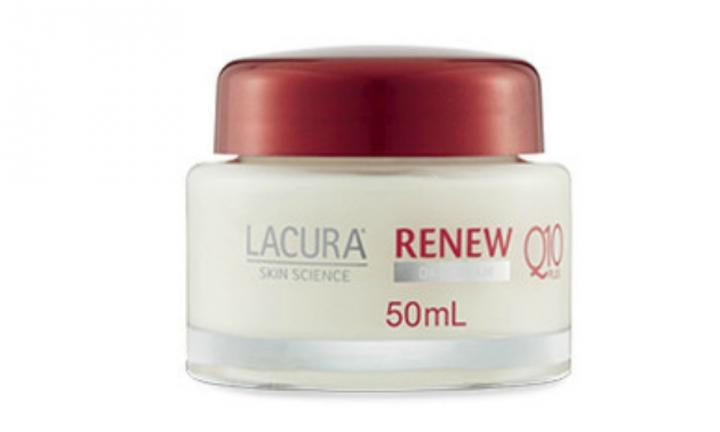 "LACURA FACE CREAM <p>One Kidspot team member says: ""I have dry and sensitive skin. This moisturiser keeps my skin plump and moist all day and ... NO REACTIONS! Believe me, this is a rare and incredible thing for me, especially given it's so cheap ($7.99 for 50ml).""</p>"