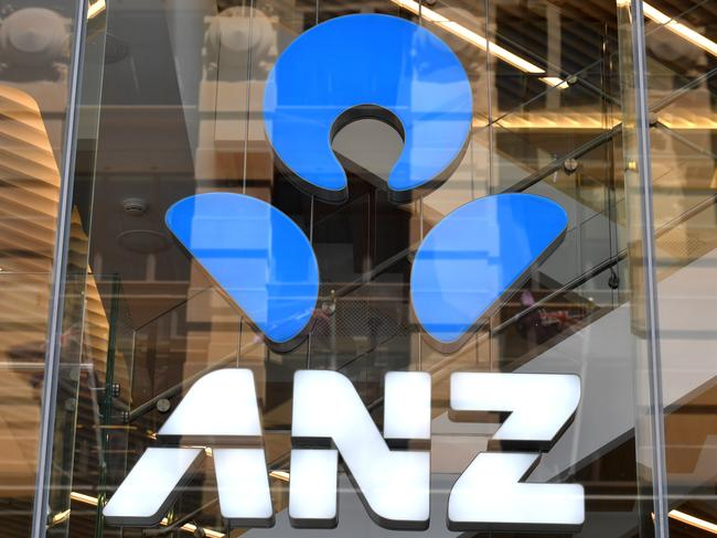 ANZ's improvement is thanks to a strong performance by its retail unit.
