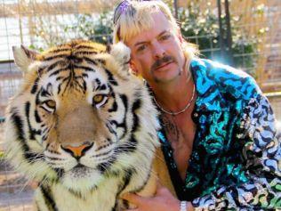 The Tiger King himself, Joe Exotic. Photo: Netflix