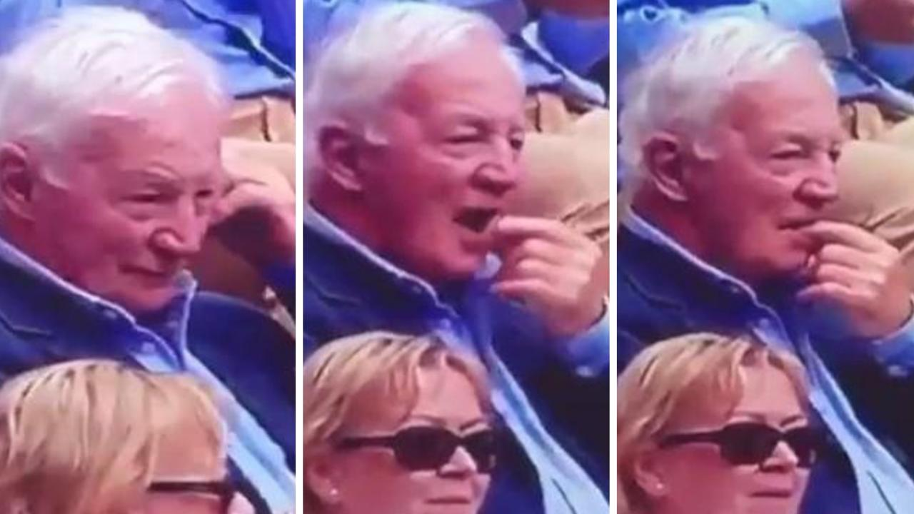 Eating ear wax is a terrible pastime that should be stamped out. This tennis fan went viral after appearing to eat his ear wax during Andy Murray match at Wimbledon 2015.