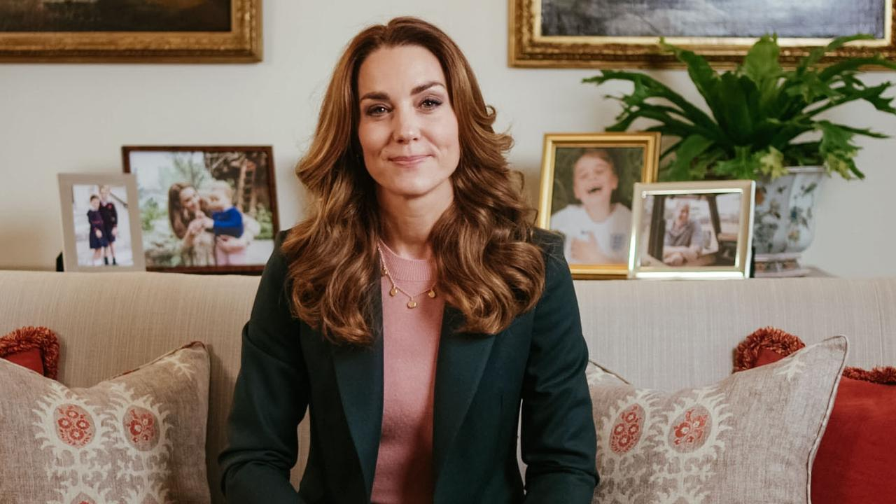 Don't underestimate the key role Kate Middleton plays in the royal family. Picture: Kensington Palace via Getty Images.