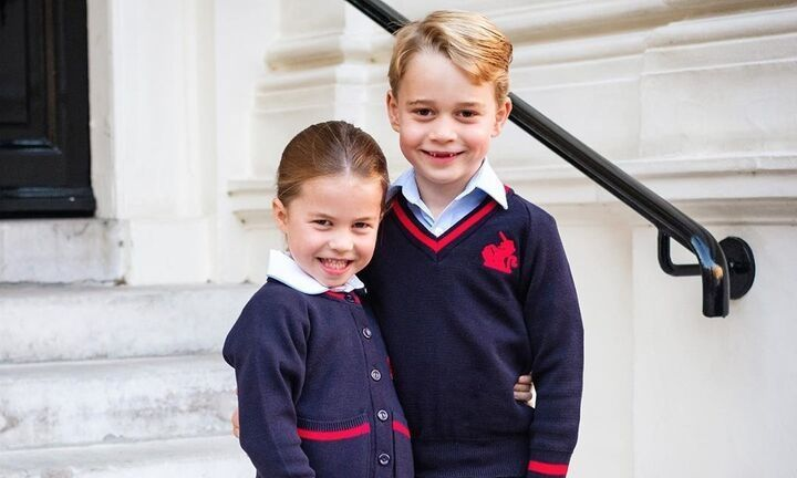 Prince George's playdates with friends are complicated