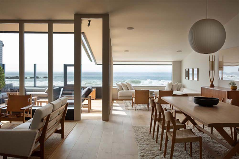 Inside Rosie Huntington-Whiteley and Jason Statham's recently-listed Malibu home