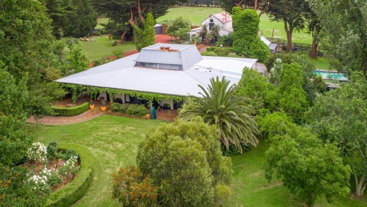 400 Couangalt Road, Gisborne South, is on the market.