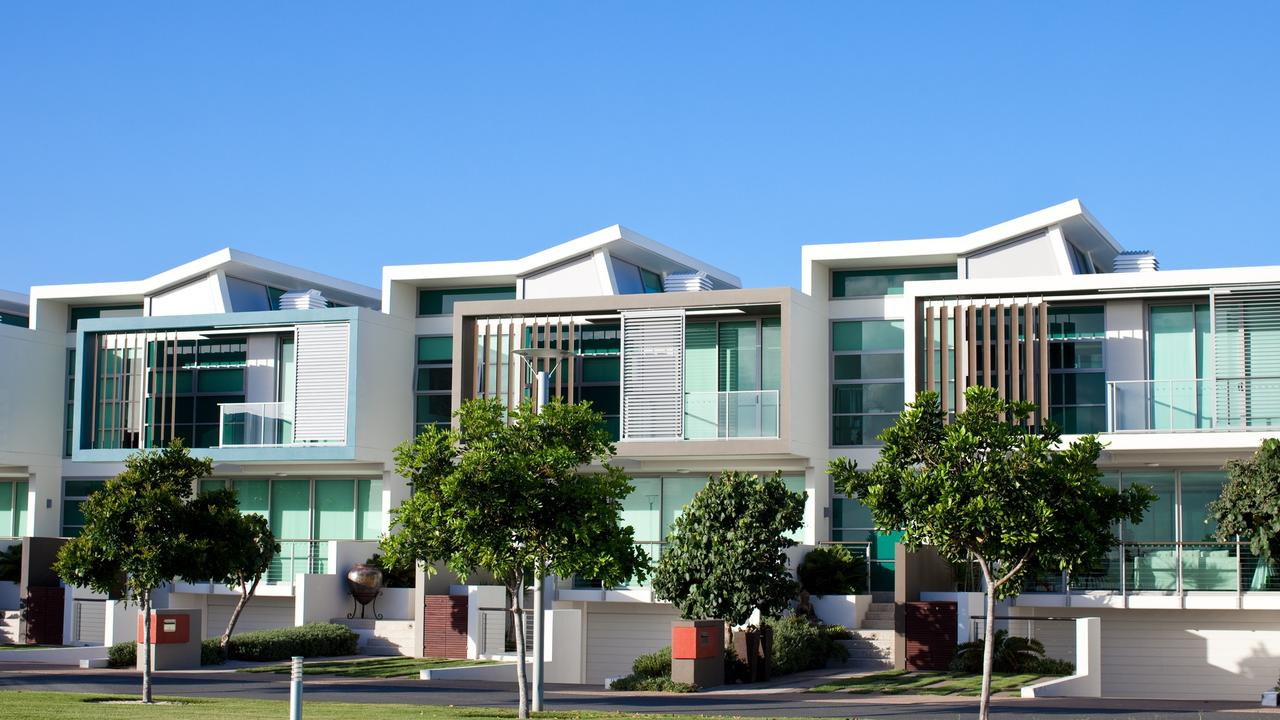 Affordability and location are raising the profile of townhouses.