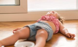 A toddler discipline tactic that isn't time out
