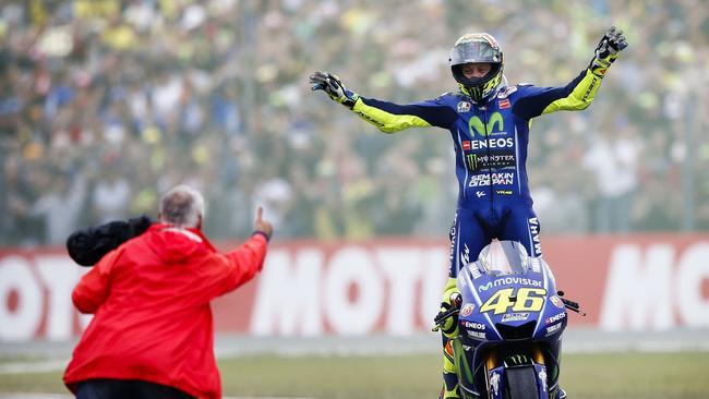Will Valentino Rossi win the 2017 MotoGP World Championship?