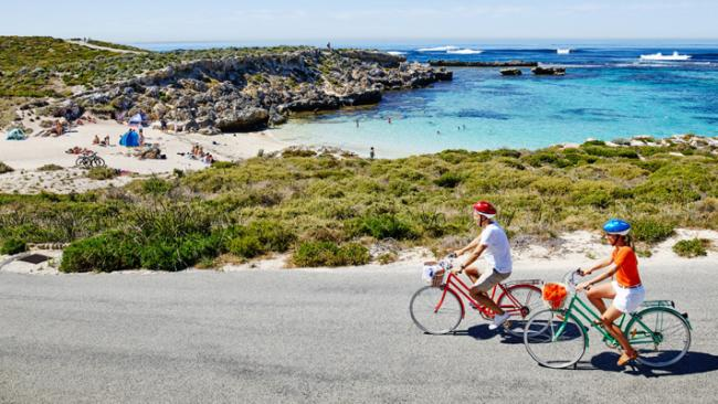 1. Rottnest Island With the launch of its first luxury stay Samphire Rottnest, this quokka-loving, white-sand paradise off Perth beckons a new breed of adventurer. Boasting 63 beaches and 20 bays, its a haven for all things swimming, hiking and sailing.