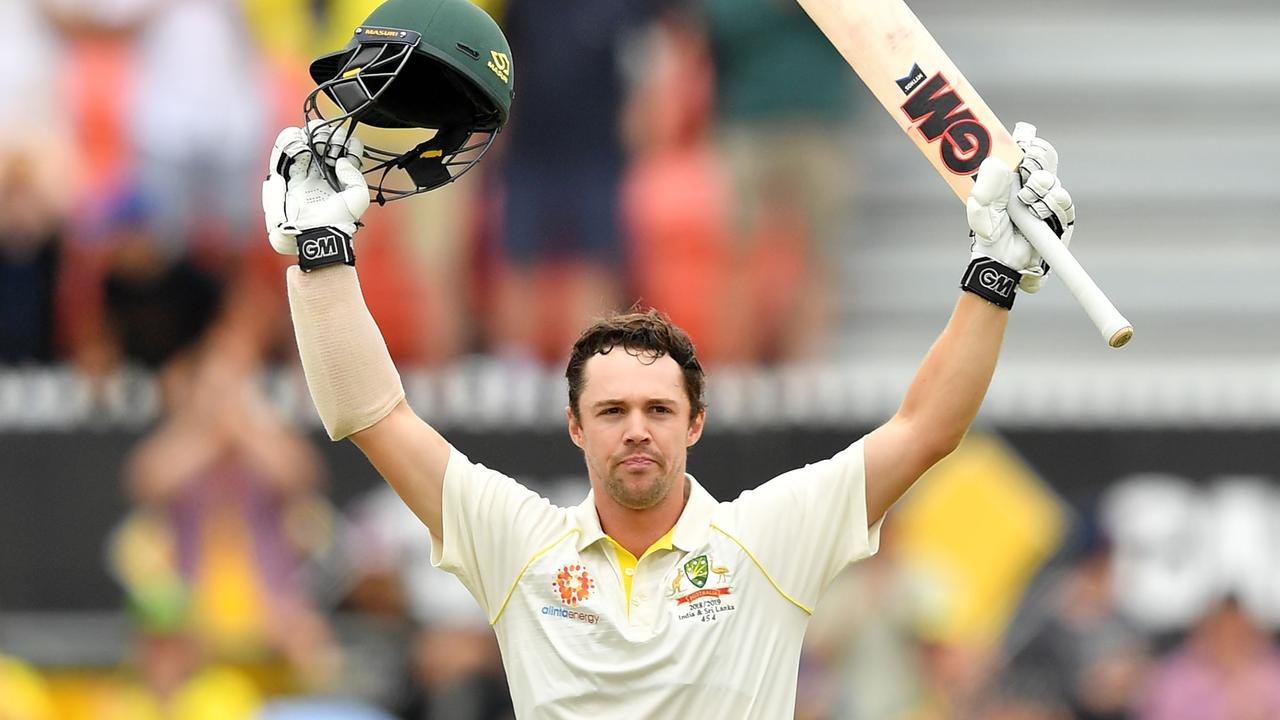 Travis Head has stamped his mark on Australia's middle-order after a breakout summer that now has a cherry on top.