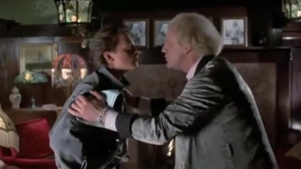 Back To The Future Official Trailer (1985)