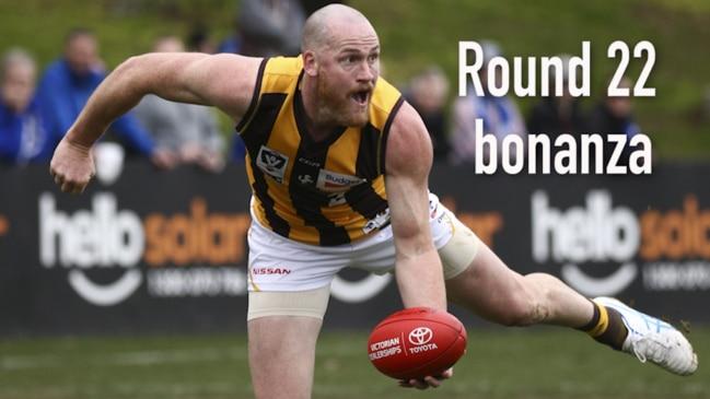 Round 22 bonanza