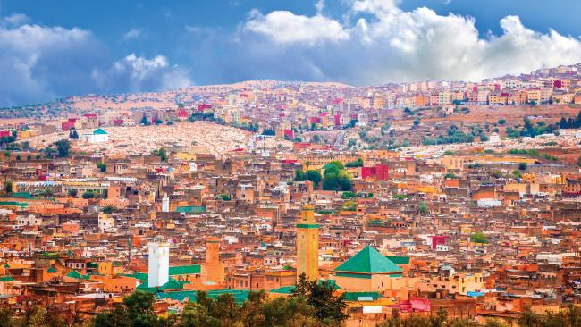 Fez is a cultural and trading hub located in northern Morocco. Picture: iStock