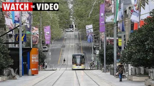 Melbourne lockdown to remain until October