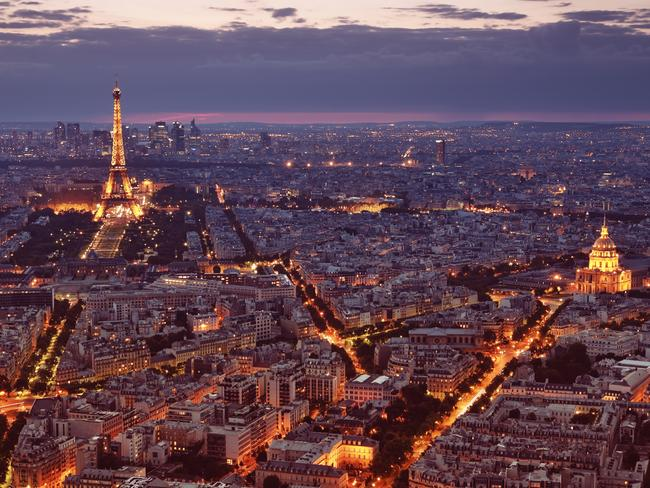 Paris: the city of love, and eternal disappointment. Picture: Supplied