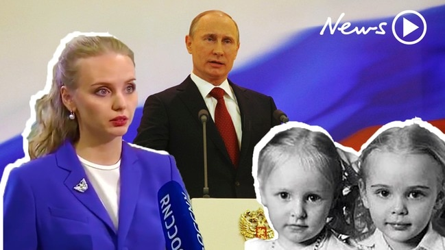 Putin Russian President S Secret Daughter Plans To Cure Cancer