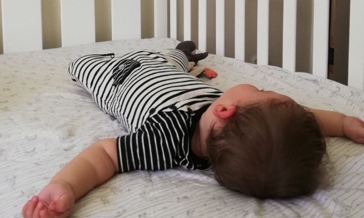 I broke all the rules about baby sleep and thank god