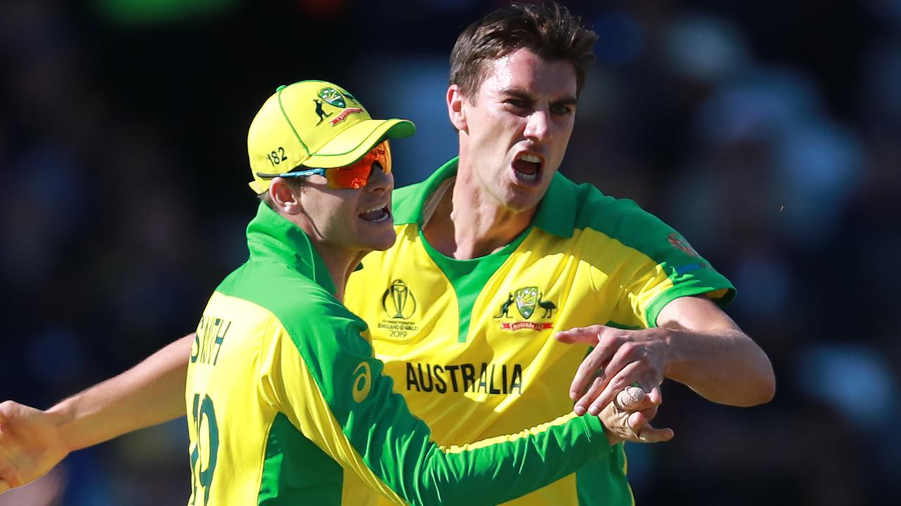 Pat Cummins and his Australian teammates have left India following the suspension of the IPL. Photo: Getty Images