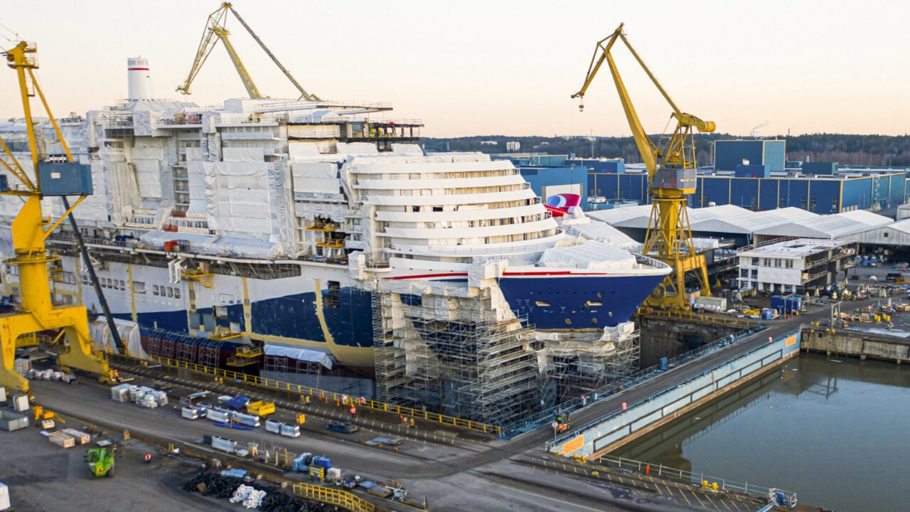 How to Fit More Than 6,000 Guests Onto a Ship and Not Feel Cramped