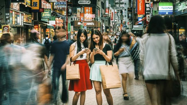 There are now plenty of options available when it comes to using your mobile phone overseas. Picture: iStock