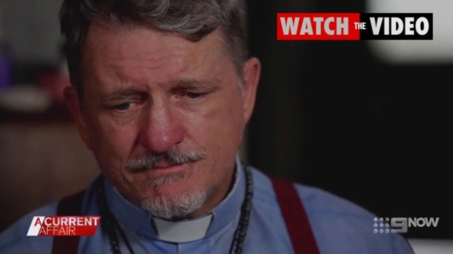 Father Dave Smith cast aside by the Anglican Church because of an outdated rule (ACA)