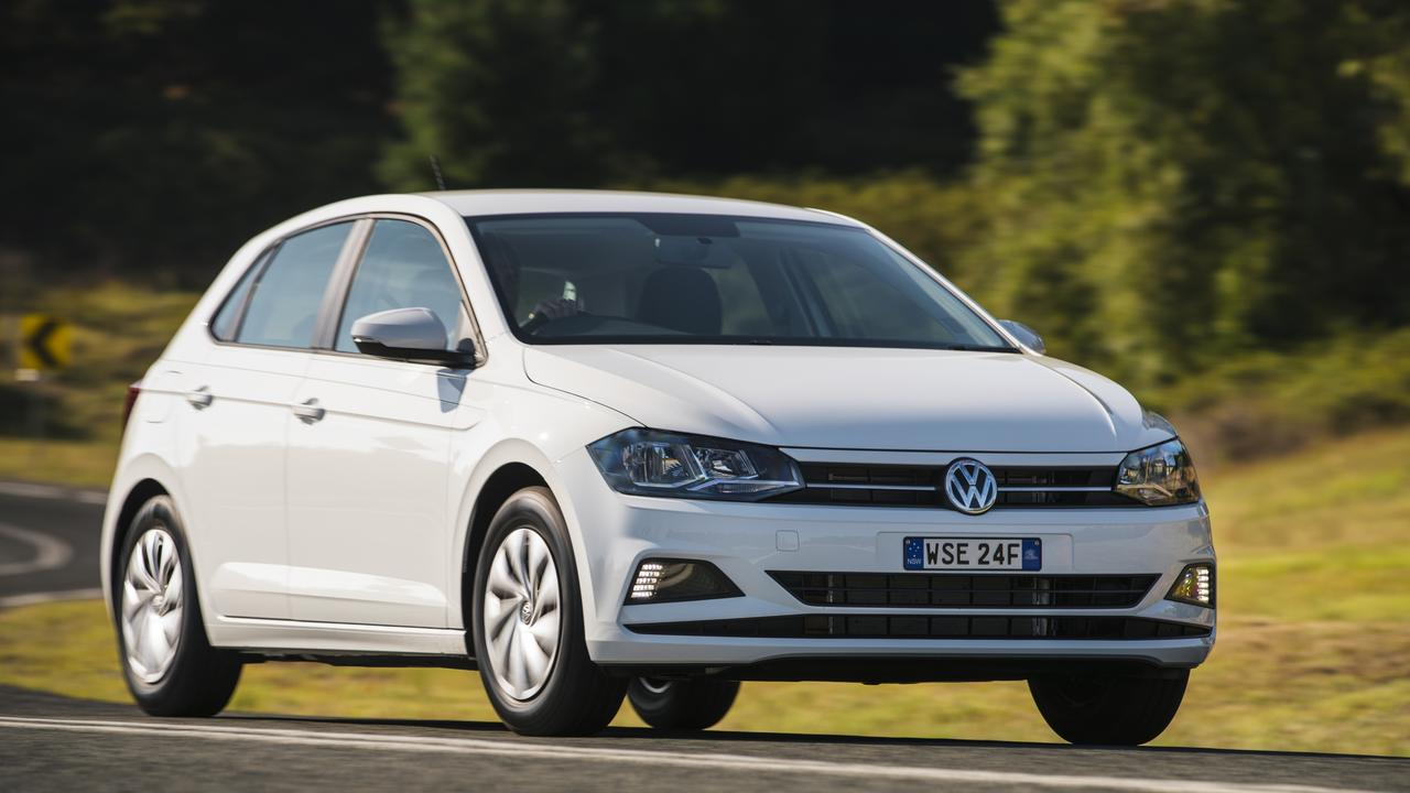 There are some very sharp deals on a new VW Polo. Picture: Supplied.