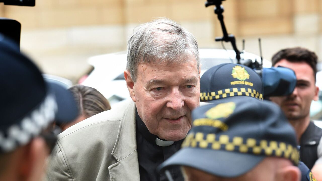 Convicted paedophile George Pell appeals to the High Court