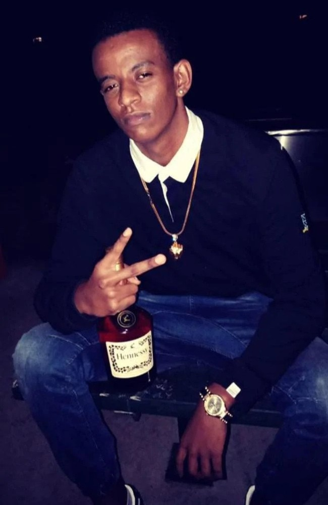 Girum Mekonnen, 19, died following a violent brawl in a Brisbane park where he was allegedly set upon by a group of men armed with weapons.