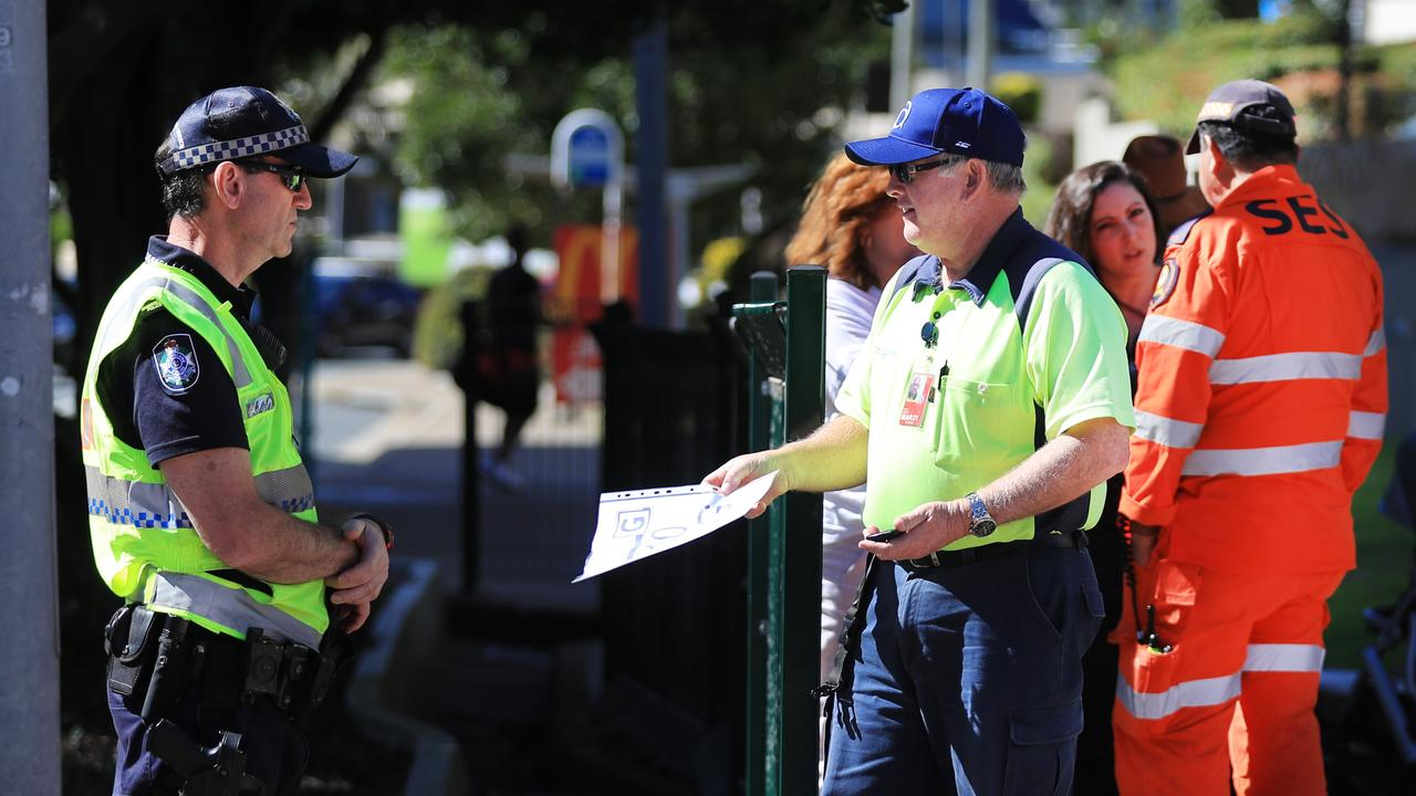 The closure has caused issued for a number people living in border towns. Picture: Scott Powick/News Corp
