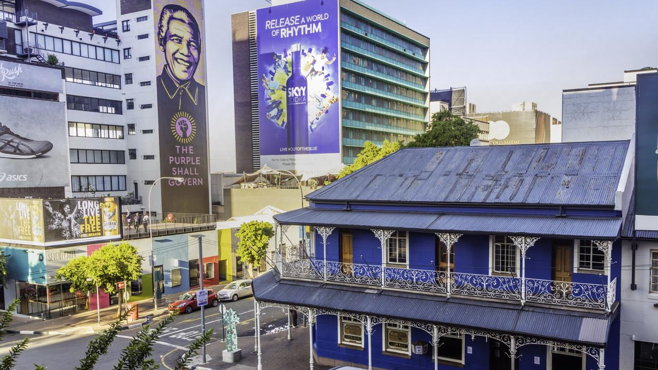 Cape Town might be the jewel of South Africa but Johannesburg is its hippest city.