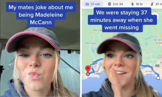 TikTokkers pretend to be Madeleine McCann in sickening new trend