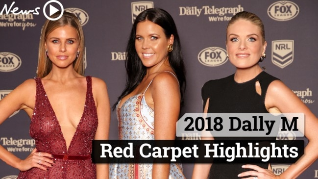 2018 Dally M Red Carpet Highlights