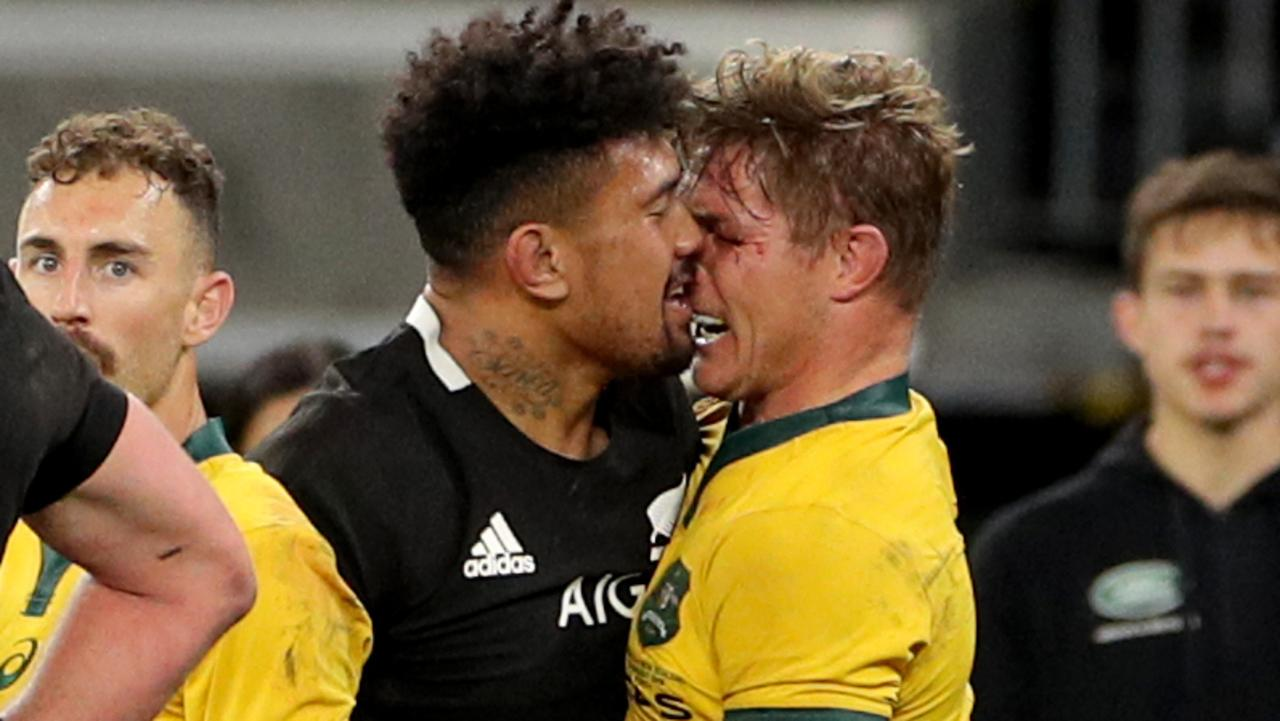 An All Black's lament: Wallabies 'mentally manipulated us'