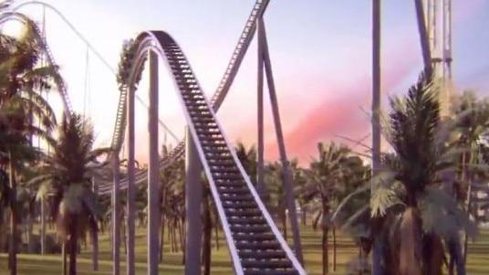 World's fastest rollercoaster to open in Saudi Arabia