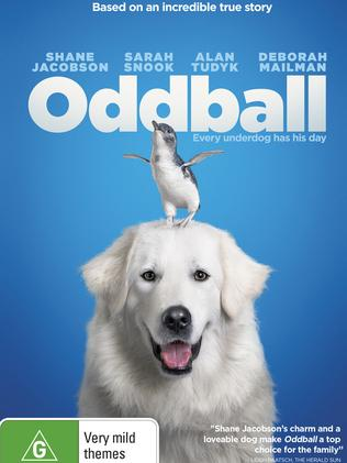 Oddball for review