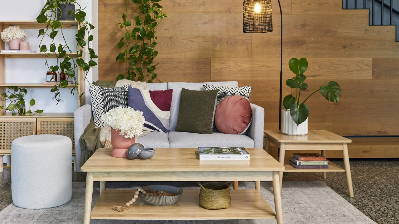 Kmart is now selling in-demand home furniture. Picture: Kmart