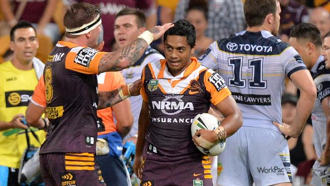 Anthony Milford's opening try completed the unlucky punter's second leg of his multi.