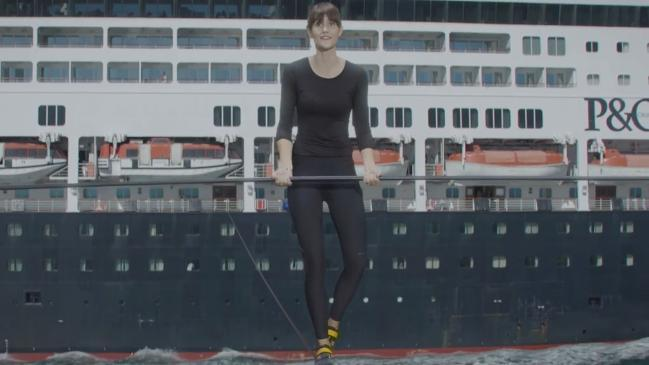 P&O Cruises reveal Walk the Line as April Fool's Day prank
