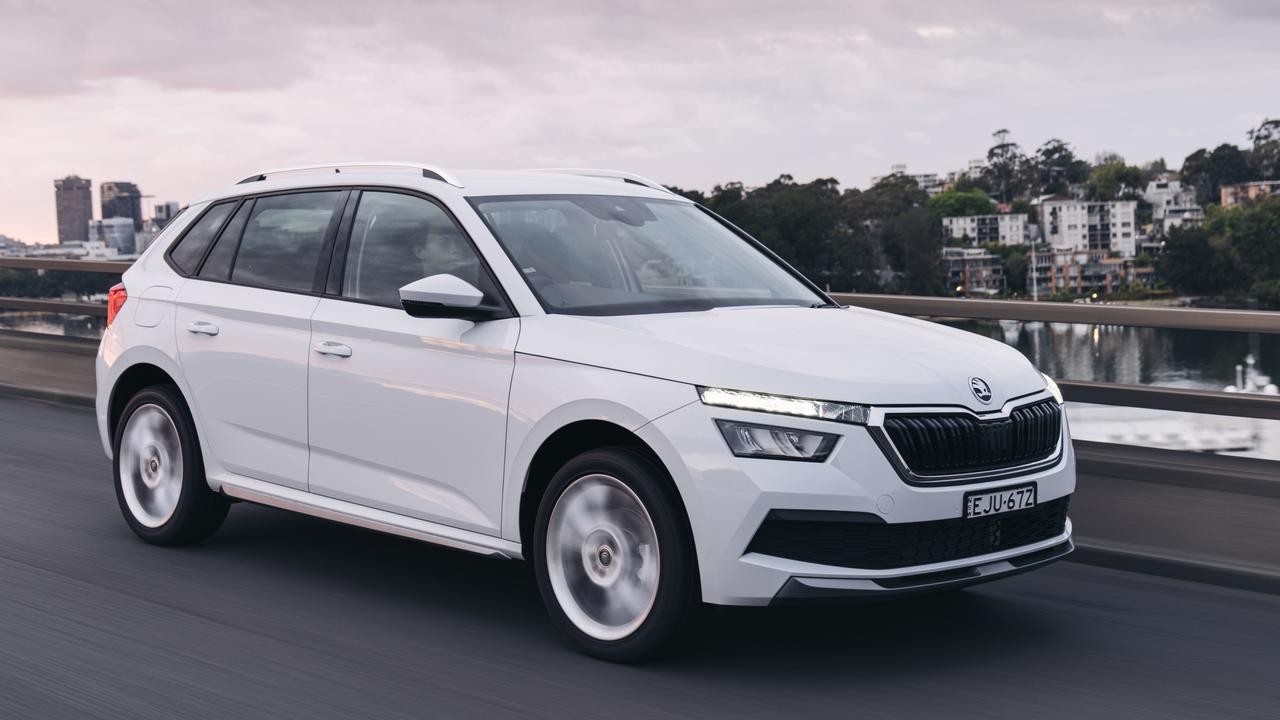 There is plenty to like about Skoda's new Kamiq compact SUV.