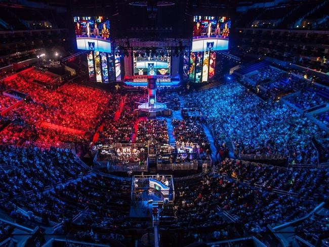 A quick look at the size of the crowd at the Los Angeles Staples Center for the 2013 League of Legends finals is a fair indication of the sport's popularity.