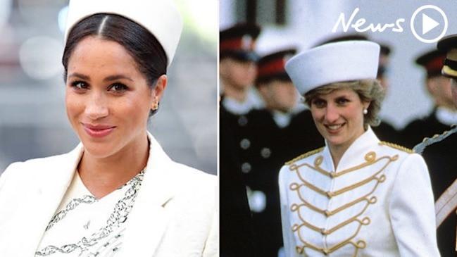 Meghan Markle: Diana deja vu