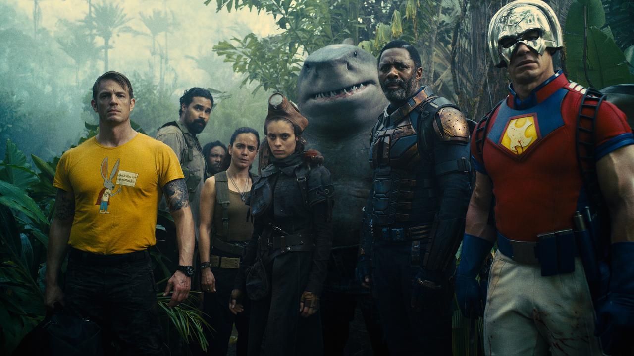 The Suicide Squad stars Joel Kinnaman, Alice Braga, Daniela Melchior, Idris Elba and John Cena.