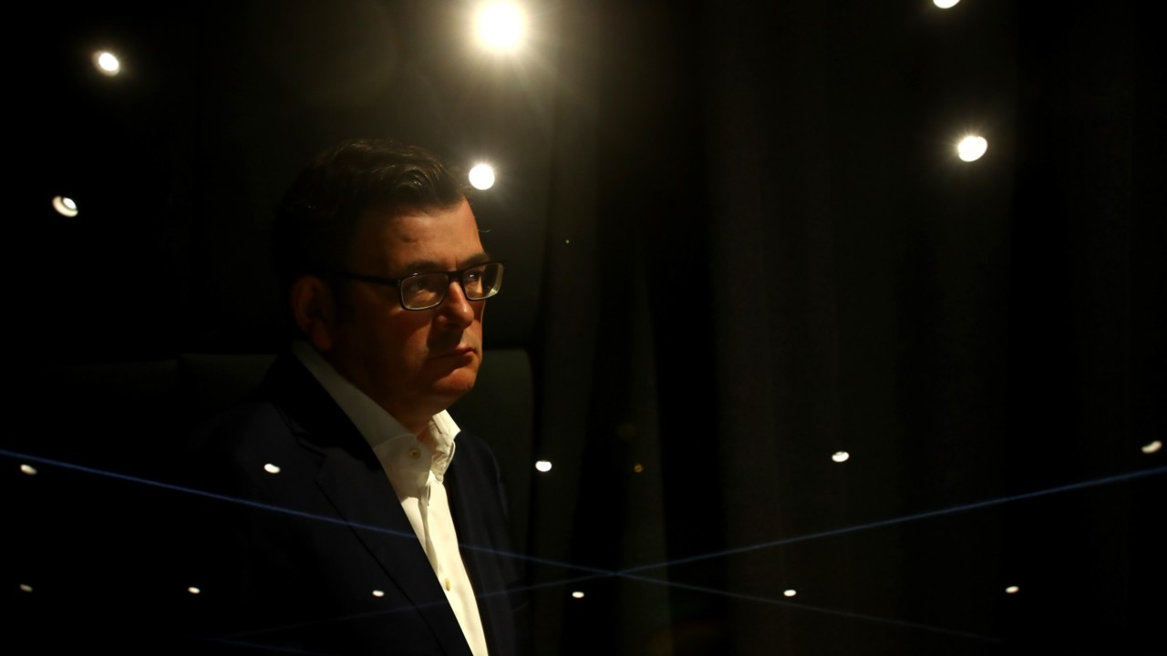 Daniel Andrews is trying to 'parade himself as the saviour' of Victoria