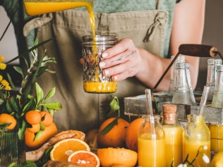 Is juicing really good for you? Image: iStock