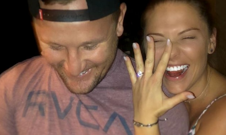 The Bachelor's Tara Pavlovic is engaged!
